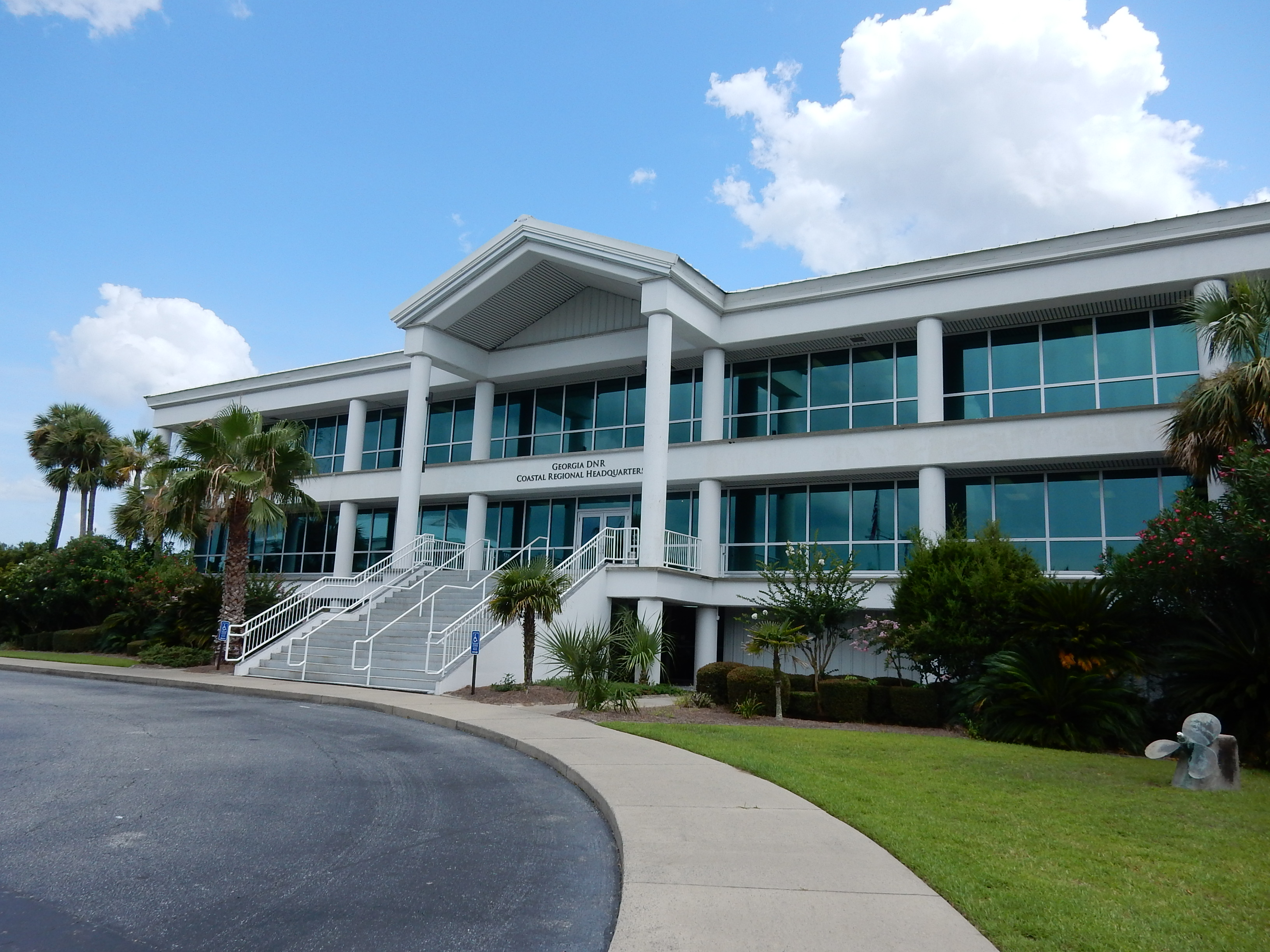 Photo of Coastal Regional Headquarter building