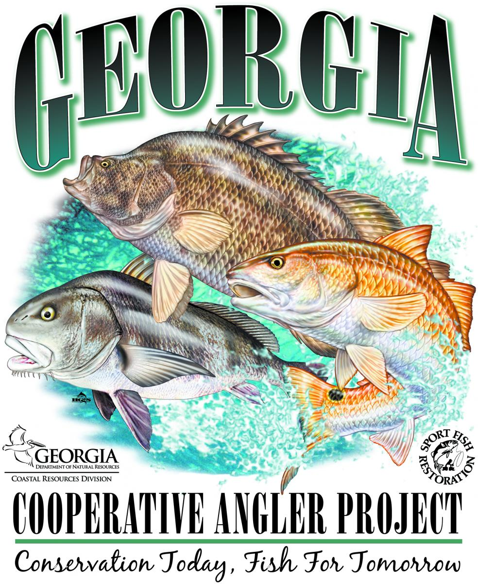 Georgia Cooperative Angler Tagging Project