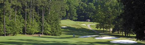 The Creek Golf Course at Hard Labor Creek State Park