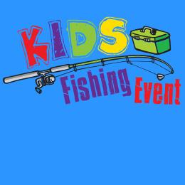 Kids Fishing Event logo