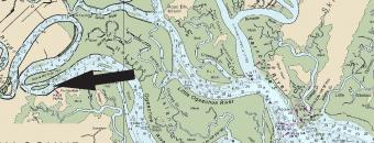 Fort McAllister Boat Ramp
