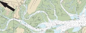White Chimney Creek Boat Ramp