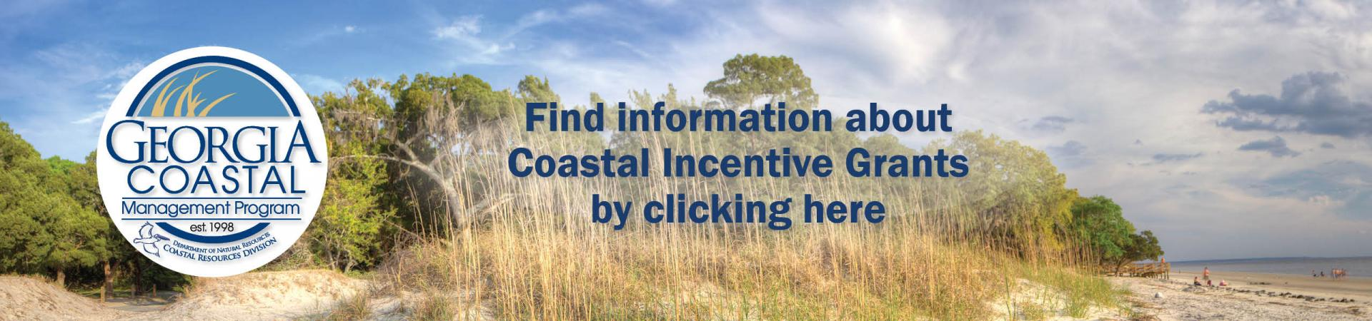 Coastal Incentive Grants